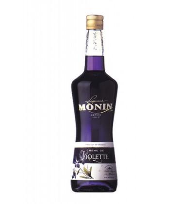 licor monin violeta