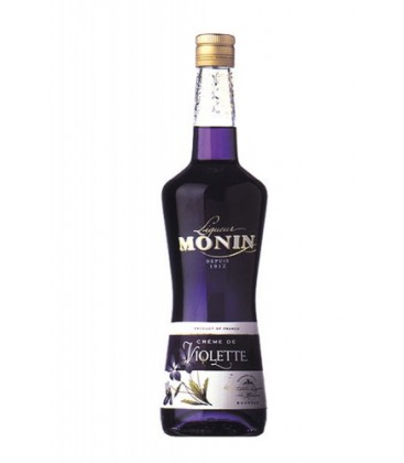 licor monin violeta
