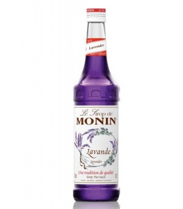 sirope monin lavanda -  lavender syrup