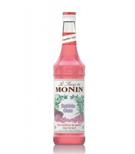 sirope monin chicle - monin bubble gum syrup