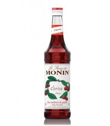 sirope cereza monin - monin cherry syrup