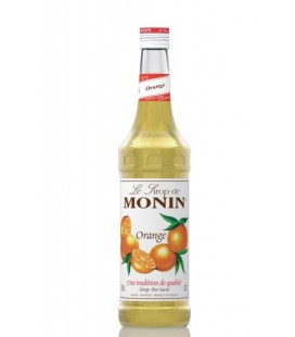sirope naranja monin - monin orange syrup