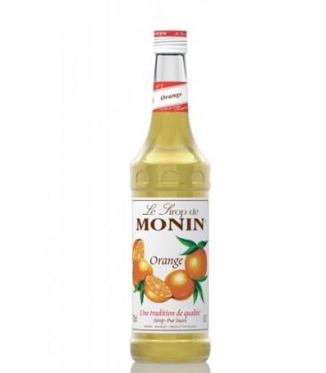 sirope naranja monin - monin orange syrup