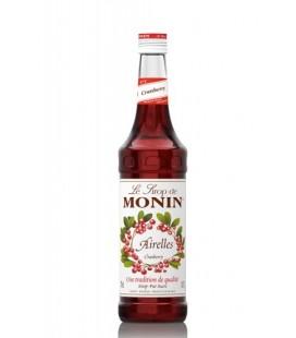 Sirope Monin Arándano Rojo