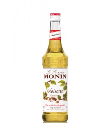 monin avellana - monin hazelnut syrup