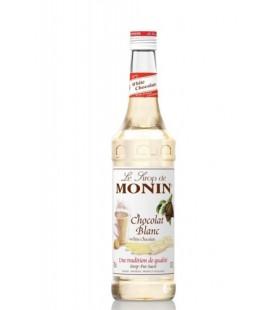 Sirope Chocolate Blanco Monin