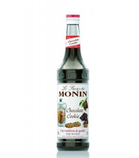 Sirope Monin Chocolate Cookie