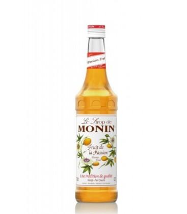 sirope monin fruta pasion - monin passion fruit syrup