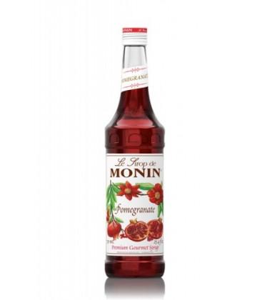 sirope monin granada - monin pomegranate syrup
