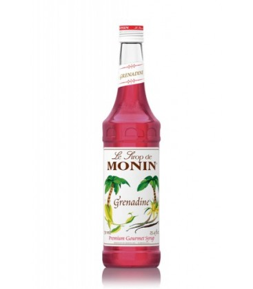 monin granadina - monin grenadine syrup