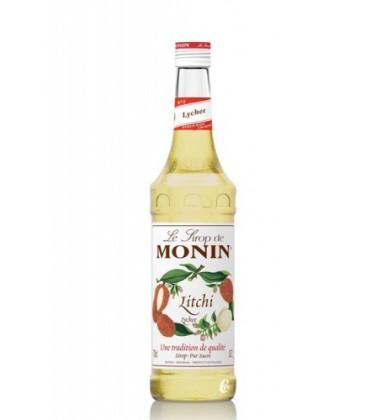 sirope monin litchi - monin lychee syrup