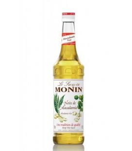 Sirope Monin Nuez de Macadamia