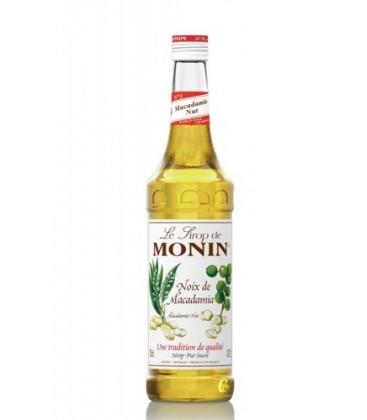 sirope monin nuez de macadamia - monin macadamia nut syrup