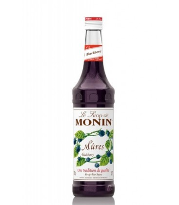 sirope monin mora - monin blackberry syrup