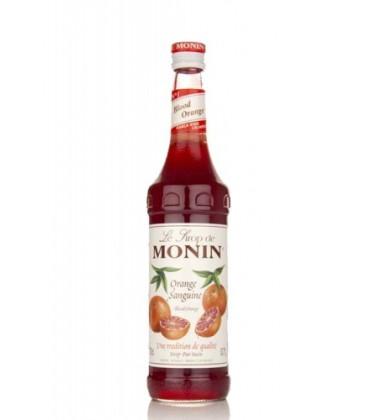 sirope de naranja de sangre monin - monin bloodorange syrup