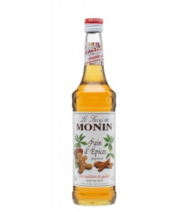 monin pain d'epices - gingerbread syrup