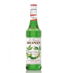 Sirope Monin Platano Verde