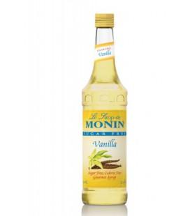 Sirope Vainilla Monin Sugar Free