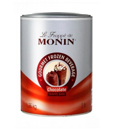 frappe monin chocolate - base monin chocolate - monin