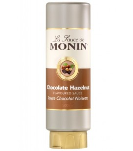 Monin Crema Avellana Chocolate