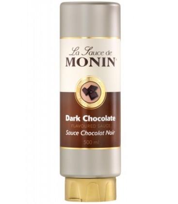 monin crema chocolate negro 50cl - crema monin - monin