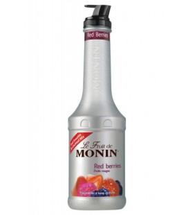 Puré Monin Frutos Rojos