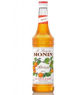 sirope monin albaricoque - monin - albaricoque