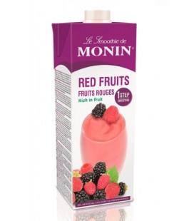 smoothie 1 step frutos rojos monin - smoothie monin - monin