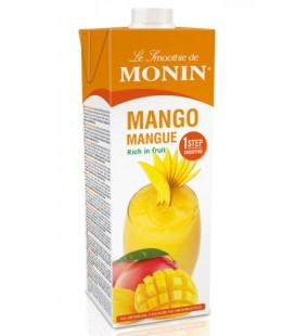 smoothie 1 step mango monin - smoothie monin - monin mango