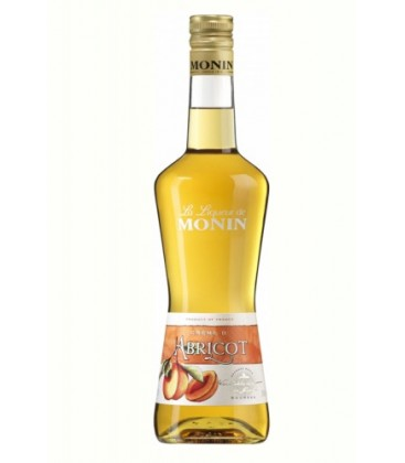 licor monin albaricoque - licor monin - albaricoque