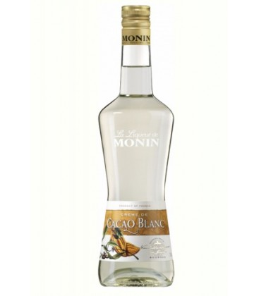 licor monin cacao blanco - licor monin - cacao blanco