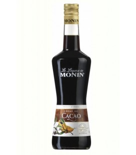 licor monin cacao - licor monin - cacao  - cocteler