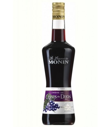 licor monin cassis - monin cassis - licor monin - cassis