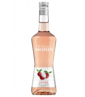 Licor Monin Litchi