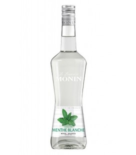 Licor Monin Menta Blanca