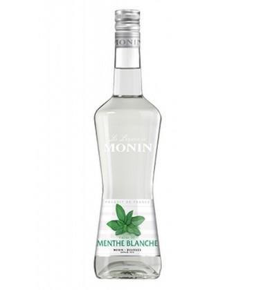 licor monin menta blanca - licor monin - menta blanca