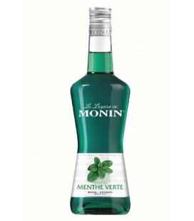 licor monin menta verde - licor monin - monin menta verde