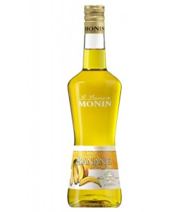 Licor Monin Plátano