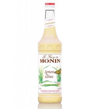 monin sirope lemongrass - monin sirope - sirope de citronela
