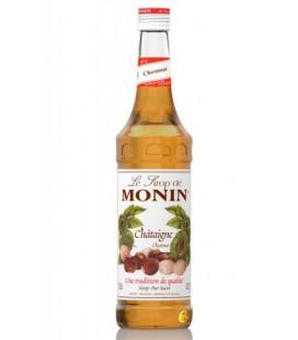 Sirope Monin Castaña