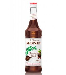 Sirope Monin Chocolate Menta