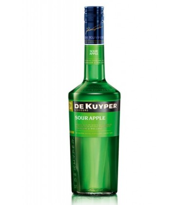 de kuyper sour apple - comprar de kuyper sour apple - licor sour apple