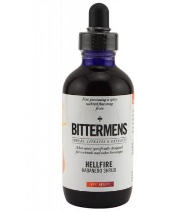 bittermens hellfire habanero shrub - comprar bittermens hellfire habanero shrub