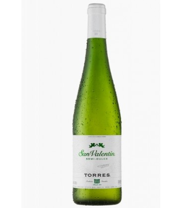 vino blanco san valentin - bodegas torres