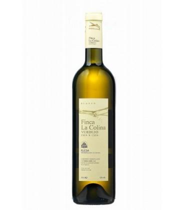 finca la colina blanco verdejo - comprar vino blanco verdejo - rueda