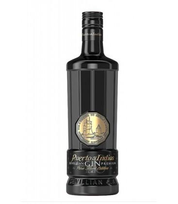 puerto de indias pure black edition - comprar puerto de indias - comprar ginebra