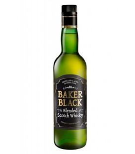 baker black - whisky escoc