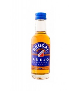 Ron Brugal Añejo Miniatura 5cl