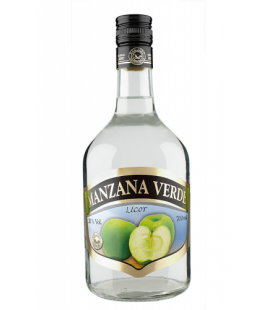 Licor Manzana Verde
