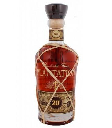 plantation rum 20th anniversary xo - comprar ron - ron extra a
